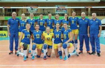Жіноча збірна України виходить на Чемпіонат Європи 2017 року