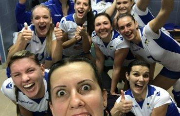 «Кто молодец? Женская сборная Украины!» (ВИДЕО) волейбол, женщины, сборная, украина, чемпионат европы, турнир, отбор, испания, видео