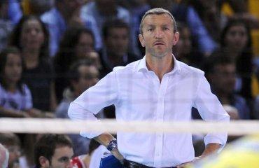 Занини покинет пост главного тренера мужской сборной Турции Эмануэле Занини