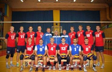 """Суперліга (чоловіки). Перед стартом. """"Новатор"""" волейбол, мужчины, суперлига, украина"""