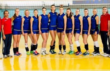 "Суперліга (жінки). Перед стартом. ВК ""Галичанка-ТНЕУ-ГАДЗ"" волейбол, женщины, суперлига, украина"