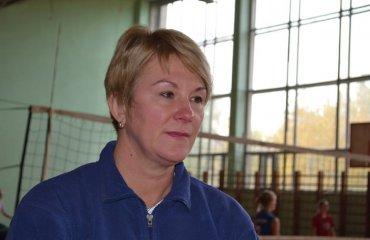 """Ирина КОМИССАРОВА: """"Будем бороться, будем драться!"""" волейбол, женщины, суперлига, украина"""