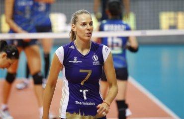 Украинка Олеся Рыхлюк стала самой результативной по итогам группового этапа клубного чемпионата мира волейбол, женщины, клубный чемпионат мира, расписание, видео, фото, трансляции, результаты