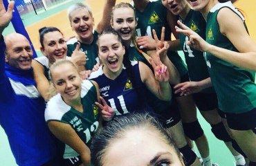 """Суперліга (жінки). 1-й тур. Перемога """"Білозгару"""" в Сєвєродонецьку волейбол, женщины, суперлига, украина"""