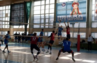 """Новатор"" дебютував у Суперлізі волейбол, мужчины, суперлига, украина"