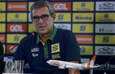 Главный тренер сборной Бразилии Зе Роберто возглавил клуб третьего дивизиона волейбол, мужчины, женщины, бразилия, тренер