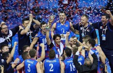 Сургут примет этап Мировой лиги 2-4 июня 2017 года волейбол, мужчины, мировая лига