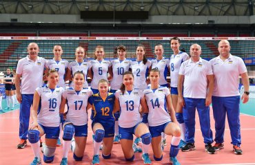 Стали известны соперники женской сборной Украины в отборе на ЧМ-2018 волейбол, женщины, украина, сборная, отбор, чемпионат мира, 2018