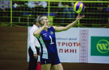 """Юлія ЯКУШЕВА: """"Нам треба придбати психологію переможця"""" волейбол, женщины, суперлига, украина"""