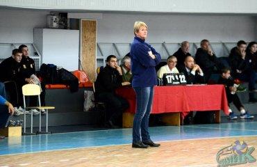 """Ирина КОМИССАРОВА: """"Думаю, что нас ожидают интересные и захватывающие игры"""" волейбол, женщины, суперлига, украина"""