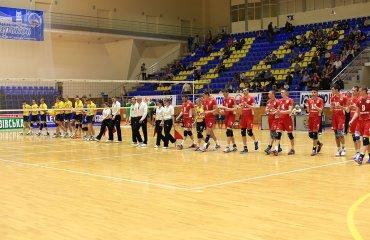 Суперліга (чоловіки). 2-й тур. Анонс волейбол, мужчины, суперлига, украина