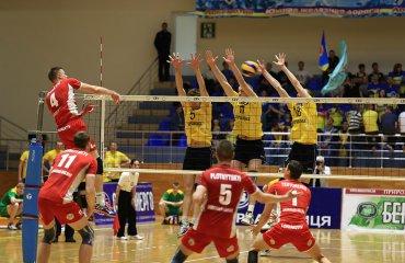 Розклад та трансляцiї другого туру Суперлiги України (чоловiки) волейбол, мужчины, суперлига, украина, трансляция, результаты, расписание