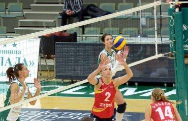 """Юлія БОГМАЦЕР: """"У """"Орбіти"""" є перспектива"""" (ВIДЕО) волейбол, женщины, суперлига, украина"""