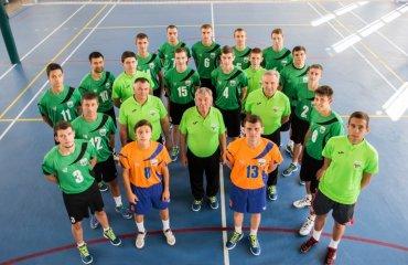 Волейболисты Бахмута успешно начали Чемпионат Украины волейбол, мужчины, суперлига, украина, высшая лига, бахмут