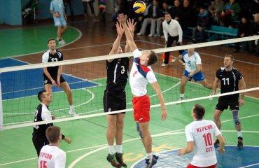 Вища ліга (чоловіки). В Одесу повернувся волейбол (ФОТО) волейбол, мужчины, высшая лига, украина, одесса