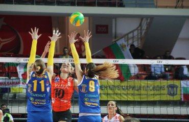 Определились все пары 3-го квалификационного раунда Лиги чемпионов волейбол, женщины, лига чемпионов, матчи