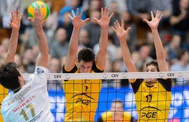 Определились все участники группового этапа Лиги чемпионов волейбол, мужчины, лига чемпионов, украинцы, результаты