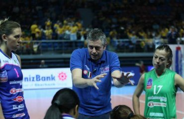 Известный итальянский тренер возглавил клуб второго дивизиона чемпионата Польши волейбол, женщины, польша, тренер, италия