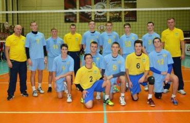 Мужская сборная Украины U-17 заняла последнее место на чемпионате EEVZA (ФОТО) волейбол, юноши, девушки, eevza, евза, результаты, россия, украины, сборная