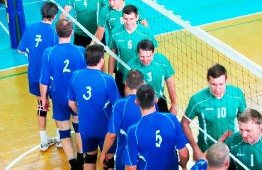 На міжнародний волейбольний турнір до Полтави приїхало 40 команд (ВIДЕО) волейбол, мужчины, украины, полтава, турнир, ветераны