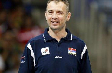 Грбич будет руководить мужской сборной Сербии до 2020 года волейбол, мужчины, сербия, сборная, грбич, тренер, 2020