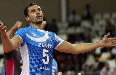 Вермильо продолжит карьеру в одной из команд серии А2 волейбол, мужчины, серия а2, италия, вермильо