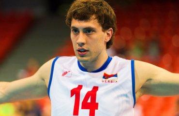 """Александар Атанасьевич: """"Я живу так, как я мечтал"""" волейбол, мужчины, сборная, сербия, атанасьевич, диагональный, интервью"""