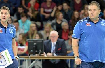 """Польский """"Эспадон"""" уволил главного тренера волейбол, мужчины, польша, плюс-лига, тренер, увольнение, эспадон"""