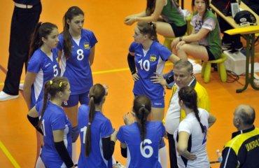 Женская сборная Украины U-17 уступила сборной России в матче за третье место чемпионата EEVZA волейбол, юноши, девушки, eevza, евза, результаты, россия, украина, сборная