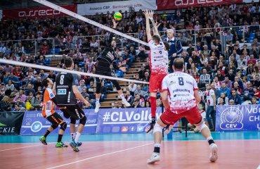 Немецкие клубы потерпели первое поражение в матчах группового этапа ЛЧ (ФОТО) мужской волейбол, еврокубки, результаты, фото, лига чемпионов, берлин германия, ресовия польша