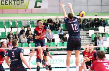 Стали известны пары 1/8 финала мужского Кубка Вызова мужской волейбол, еврокубки, результаты, фото, украинцы, кубок вызова
