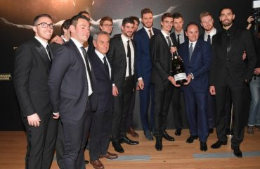 Мужская сборная Италии получила премию Gazzetta Sports Awards мужской волейбол, сборная италии, премия, олимпиада, серебряные призёры 2016
