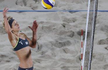 Лаура Людвиг пропустит начало сезона пляжный волейбол, женщины, лаура людвиг, олимпийская чемпионка, операция