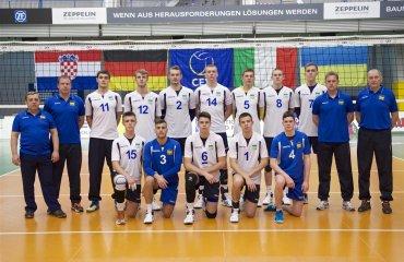 Мужская сборная Украины U-19 проиграла сборной Италии (ФОТО) мужской волейбол, сборная украины u-19, фото, результаты, видео, расписание, трансляции матчей. чемпионат европы, отбор, сборная италии