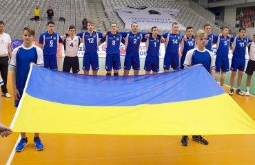 Мужская сборная Украины U-19 проиграла третий матч отборочного цикла ЧЕ (ФОТО) мужской волейбол, отбор на чемпионат европы 2017, сборная украины, результаты, фото, сборная хорватии