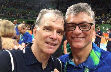 Ренан Дал Зотто сменил Бернардиньо в сборной Бразилии мужской волейбол, сборная бразилии, новый главный тренер, ренан дал зотто, бернардо резенде