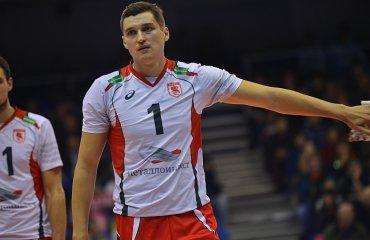 Украинский блокирующий Дмитрий Терёменко будет играть только в Лиге чемпионов мужской волейбол, суперлига россии, суперлига украины, дмитрий терёменко, белогорье, лига чемпионов, украинец