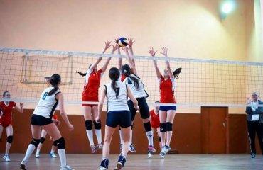 Вперше в історії дитячого волейболу України детский волейбол, соревнования, фву, адву