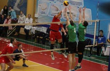 Вища ліга (чоловіки). Огляд шостого туру мужской волейбол, высшая лига украины, результаты 6-го тура