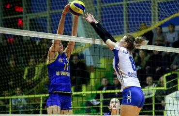 Розклад та трансляцiї 10-го туру жiночої Суперлiги України женский волейбол, суперлига украины, видео трансляции, расписание, результаты, фото, 10 тур