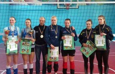 Зимовий чемпіонат України з пляжного волейболу U-19 (дiвчата) пляжный волейбол, зимний чемпионат по пляжному волейболу, u-19, женский волейбол, девушки