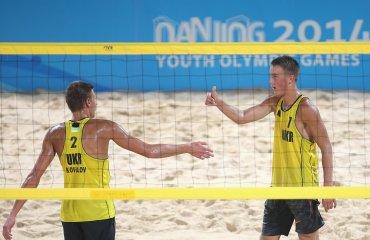 Відбір на юнацьку Олімпіаду вiдбудеться у Харкові пляжный волейбол, отбор на олимпиаду в харькове, юноши, девушки. юношенская олимпиада