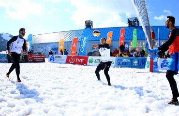 """Владислав ХРИСТОВ: """"Одного разу провалився в сніг по коліно"""" волейбол на снегу, снежный волейбол. владислав христов интервью"""