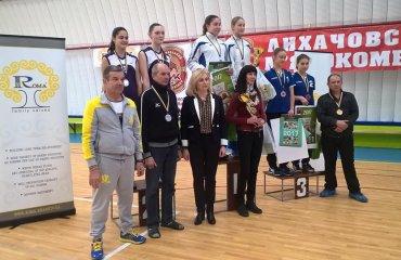 Результати зимового чемпіонату України з пляжного волейболу (юнаки U-17 та дівчата U-15) зимний чемпионат по пляжному волейбол, результати. девушки, юноши