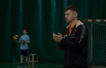 """Угіс КРАСТІНЬШ: """"Починаємо з нуля"""" мужской волейбол, суперлига украины, финал, золотой финал, главный тренер барком-кажаны угис крастиньш интервью"""