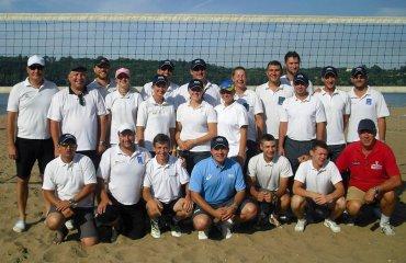 Семінар для суддів з волейболу пляжного 2017 пляжный волейбол, семинар для суддей, фву