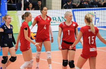 Трансляция финального матча Кубка Вызова (женщины) женский волейбол, кубок вызова, трансляция финального матча, счет онлайн, результаты
