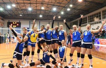 Збірна України U16 здобула дві перемоги, але не пробилась на Чемпіонат Європи 2017 + ФОТО збірна україни u16, волейбол, чемпіонат європи