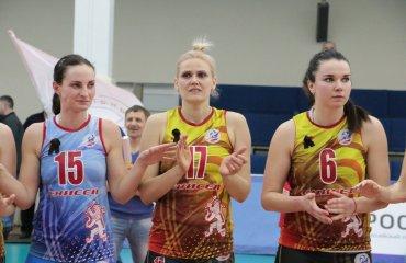 Украинская связующая завоевала бронзовые медали чемпионата России женский волейбол, суперлига россии, бронзовые медали, украинская волейболистка, связующая александра перетятько