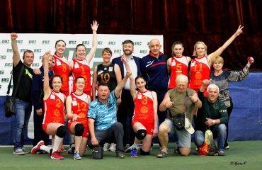 """""""Сєвєродончанка"""" зберегла місце у Суперлізі волейбол, україна, суперліга, жінки, сєвєродончанка, харківянка"""